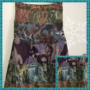 Dresses & Skirts - NWOT BEAUTIFUL BOHO Skirt! XL
